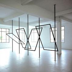 Gerhard Richter - 4 Glasscheiben, 1967