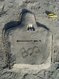 BOO on the beach (by @simoechelon71 and @Ila_76 )