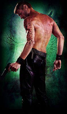 Armed Paul Marron as @KitRocha's Ivan by @GeneMollica - awesome!
