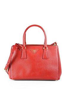 c7c33518500f Prada - Saffiano Lux Small Tote Bag - Saks.com  eveningbagssaks Small Tote  Bags
