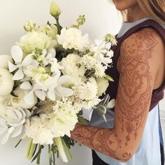 Light Brown Mandala Sleeve by Veronica Krasovska