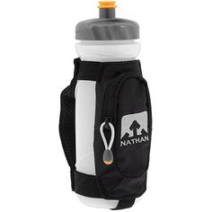 Nathan QuickDraw Plus Black Water Bottle