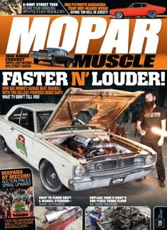 Mopar Muscle July 2016 digital magazine - Read the digital edition by Magzter on your iPad, iPhone, Android, Tablet Devices, Windows 8, PC, Mac and the Web.