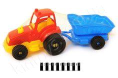 Трактор з причепом Хім., детские кресла игрушки, флеш игры, детские игрушки каталки, развивающие игрушки для детей 6 лет, для кукол, настольные игры мафия