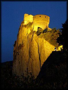 San Leo (RN) - la Rocca Rinascimentale