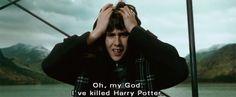 """Neville """"I've Killed Harry Potter !"""""""