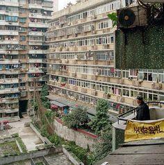 METAMORPOLIS - Ulule. City of Chongqing. Photo: Tim Franco