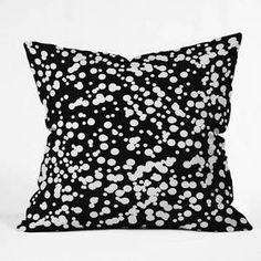 Gabi Starry Night Throw Pillow