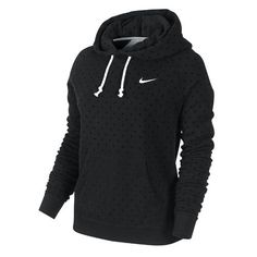 Nike Women's Rally Allover Dot PO Hoodie