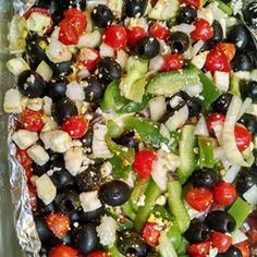 Greeked Zucchini - Allrecipes.com