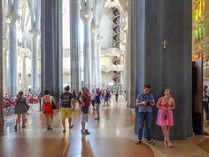Barcelona's incredible La Sagrada Família