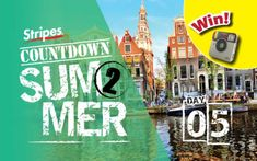 24 hours in Amsterdam | Stripes Europe