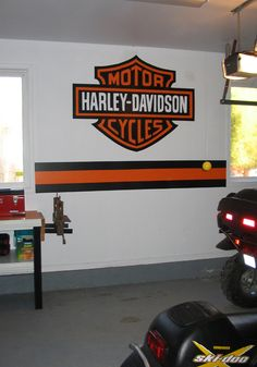 Harley Davidson Logo   Wall Decals Stickers | Harley Davidson | Pinterest Part 92