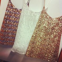 Sequin Tops