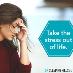 Take the stress out of life.