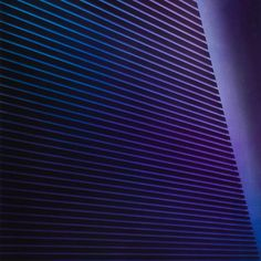 (I need to see this exhibition!) Alpha Wave - Ethereal neon and abstract forms in new work by Evan Gruzis