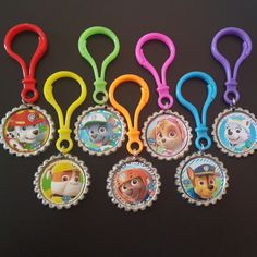 ●Paw Patrol Themed Party▪ Party Favors●