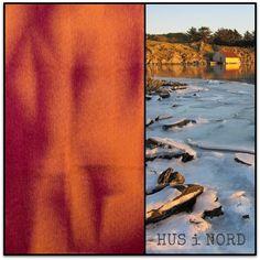 HUSiNORD: RØROS Blanket, Blankets, Carpet