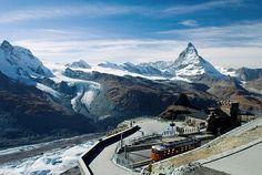 10 + 2 Estações de trem mais alta do Mundo