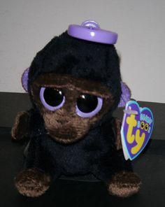 Ty Key Clip ROMEO-CLIP the Gorilla Beanie Boos Baby Boo's ~ MINT TAGS ~ NEW | eBay