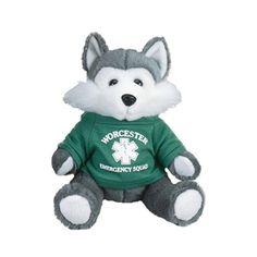 Show Off Your Mascot - School Spirit Store,Custom Spirit Ideas and Fundraisers Name Logo, School Spirit, School Supplies, Fundraising, Husky, Teddy Bear, Animals, School Stuff, Animales