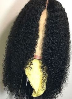 Long Curly Wigs For African American Women The Same As The Hairstyle In The Picture - Wigs For Black Women - Lace Front Wigs, Human Hair Wigs, African American Wigs, Short Wigs, Bob Wigs Short Curly Wigs, Kinky Curly Wigs, Curly Lace Front Wigs, Long Wigs, Short Curly Hair, Human Hair Wigs, Curly Hair Styles, Natural Hair Styles, Long Curly Weave