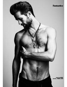 Fantastics Magazine: Tennessee Tinman, photographer Darren Black, styling Darren & Franco Vallelonga