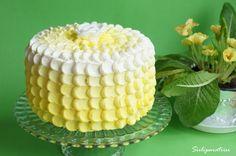 Petal cake from my blog