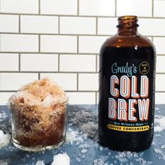 Grady's Cold Brew Concentrate Bottles