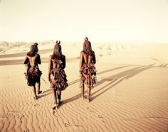 "sandylamu: "" Himba, Namibia, Photo Jimmy Nelson """