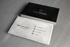 Check out Creative Business Card by DesignLux on Creative Market