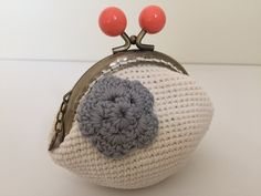 monedero ganchillo - crochet purse de Inayass en Etsy
