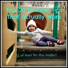 Our Baby Surprise: Top 20 toddler tips that actually work