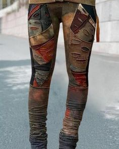 Vintage Jeans, Bohemian Style, Boho Fashion, Pants, Trouser Pants, Bohemian Fashion, Vintage Denim, Boho Outfits, Women's Pants
