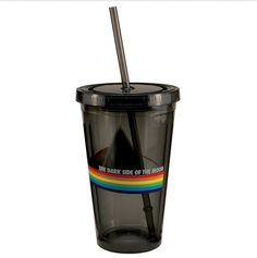Pink Floyd Dark Side of the Moon tumbler