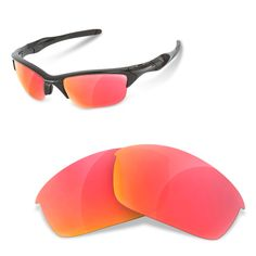 Half Jacket 2.0  Sunglassaes and replacement lenses #oakley