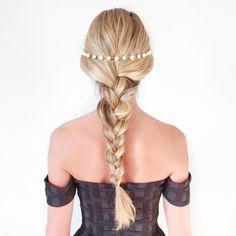 goddess hairspiration