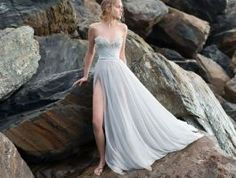 Embroidered, Beaded Paolo Sebastian Wedding Collection