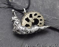 This is my Fantasy Story and my Work by PeagerFantasyWorld on Etsy Fantasy Story, Ammonite, Create Yourself, Washer Necklace, Etsy Seller, Brooch, Trending Outfits, Unique Jewelry, Handmade Gifts