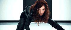 I got: Natasha Romanoff! Which Powerful Fictional Woman Do You Resemble Most?