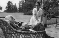 chaplin-images-videos: Charlie Chaplin & Oona...