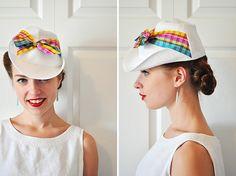 Elegant Musings hat shot