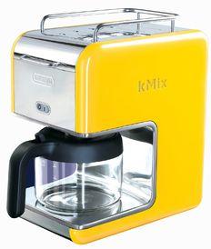 kMix DeLonghi Coffee Maker