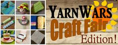 Summertime brings a whole new kind of fun, especially when you are talking about yarn! With craft fairs around every corner, yarn crafters have the opportunity to hook and needle their way into a nice chunk of change! Craft Fairs, Summertime, Free Pattern, Crochet Patterns, Kids Rugs, Knitting, How To Make, Fun, Crafts
