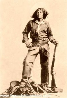 """Born on June 14, 1854 as a slave on Robert Love's plantation in Davidson County Tennessee, Nat Love also known as """"Deadwood Dick"""" would grow up to be one of the most famous cowboys in the Old West."""