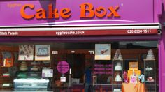 Cake Box Barkingside