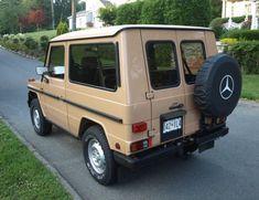 BaT Exclusive: 30K Mile 1980 Mercedes Benz 280GE
