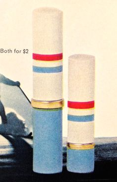 Bonne Bell Lipstick & Gloss, 1967 Lipstick Tube, Lipstick Holder, Gloss Lipstick, Bell Cosmetics, Cosmetics & Perfume, Vintage Makeup, Vintage Beauty, Vintage Fashion, Vintage Glamour