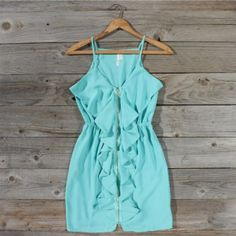 Summer time fun: Ruffles again!