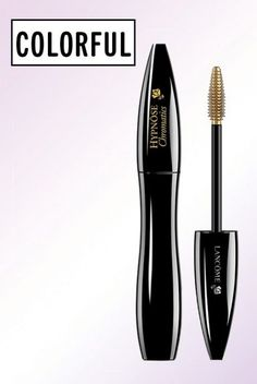 a8a42a3121c The best new mascaras to try, including this colorful one from Lancome.  #MascaraTricks